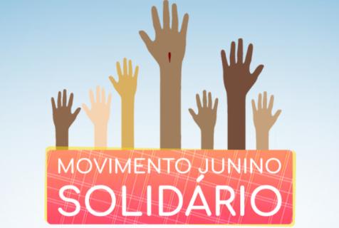 Movimento Junino Solidário se encerra com sentimento de missão cumprida