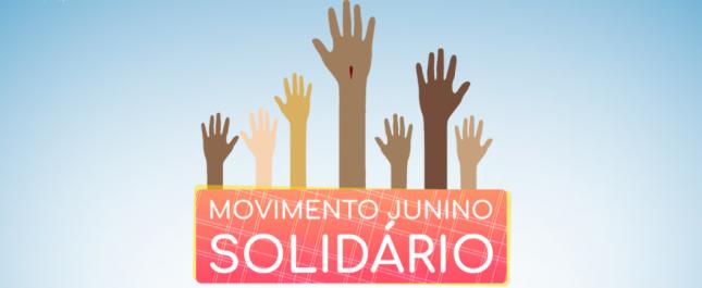 Participe do Movimento Junino Solidário