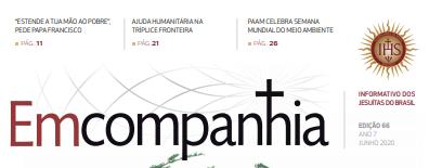 Colégio São Francisco Xavier tem ação divulgada na revista Em Companhia