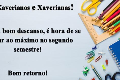 Colégio São Francisco Xavier prepara modificações na plataforma online para a volta às aulas