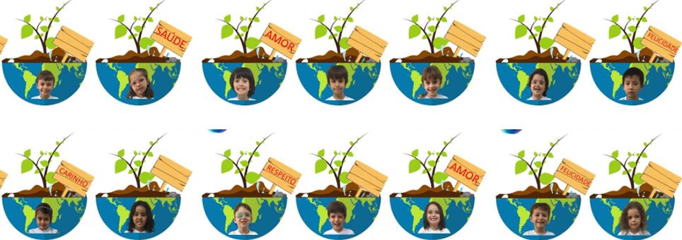 Campanha da Fraternidade é tema nas aulas da Educação Infantil