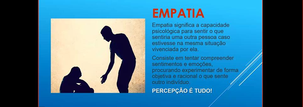 Empatia: estudantes participam de ciclo de palestras sobre essa temática