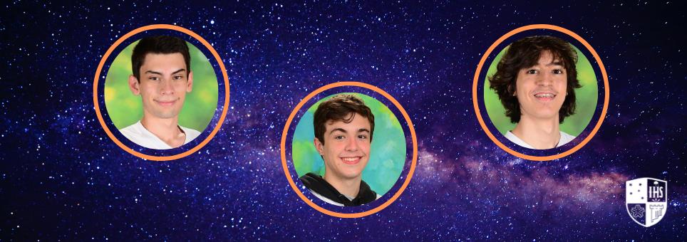 Estudantes do SANFRA ganham concurso nacional e viagem para conhecer a NASA