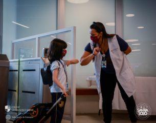 SANFRA recebe alunos do Integral e das Atividades Complementares