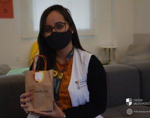 Dia Internacional da Mulher   SANFRA entrega mimos às educadoras